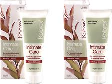 2 X 50g Kolorex Intimate Care Cream * Horopito Extract & Tea Tree Oil