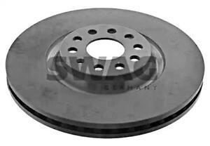 Brake Disc Front Axle x2 pcs Fits AUDI A3 SKODA Superb VW Cc Golf 8S0615301