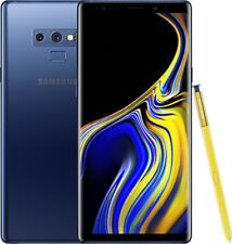 Samsung Galaxy Note 9 Double Sim N960FD 512GB 8GB Ram Déverrouillé Usine Bleu