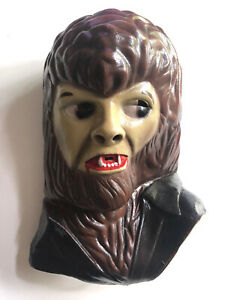 NECA Loot Crate REMCO Universal Monsters WOLFMAN Mask New 2021