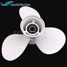 Boat Aluminum Propeller 11 5/8 x 11 G for Yamaha 40HP 50HP 55 HP 60HP 69W-45947