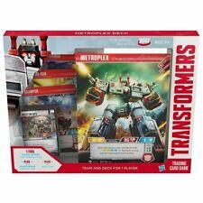 Transformers Trading Card Game - Metroplex Deck