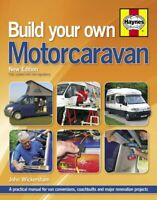 Build Your Own Motorcaravan  By John Wickersham Hardcover NEW