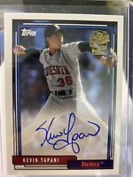 2019 Topps - Archives - Autograph - Kevin Tapani - Card # FFA-KT