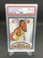 2007 SP Authentic Kevin Durant PSA 10 Rookie Low Pop Hot