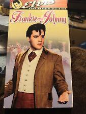 VHS Frankie And Johnny  Elvis Presley / Donna Douglas Movie From 1965