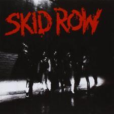 SKID ROW SKID ROW 1989 CD HEAVY GLAM METAL NEW