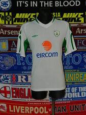 5/5 Ireland (Eire) adults L 2008 mint away football shirt jersey soccer