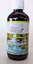 Tónico Para Bronquios Es un auxiliar en el alivio del asma, la tos, garganta