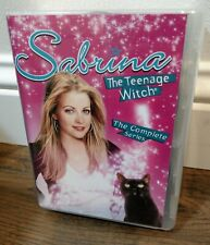 Sabrina the Teenage Witch: The Complete Series [New DVD] Boxed Set *SEALED*