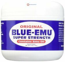 Blue-Emu Super Strength Emu Oil 4 Oz