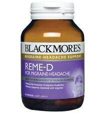 Blackmores REME-D Migraine Headache 60 OzHealthExperts