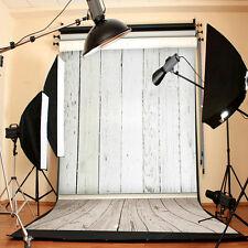 3X5FT Weiß Fotografie Szene FotoStudio Hintergrund Wand Boden Kulissen Backdrop