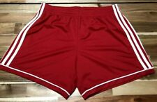 Adidas Soccer Shorts Climalite Red Girls Youth Medium(12-14)