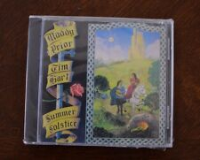 Summer Solstice by Maddy Prior, Tim Hart (CD, Sep-1991, Shanachie Records) NEW