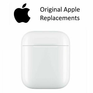 New Genuine OEM Apple AirPods Wired Charging Case Original Replacement Only