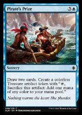 4x Pirate's Prize NM Ixalan MTG Magic  Blue Common