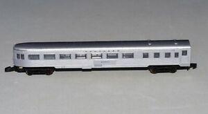 "Z Scale Marklin mini-club 81835 Southern ""Memphis"" #1152 Observation Car"