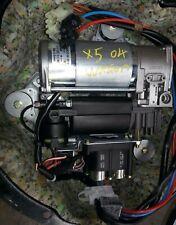 BMW E53 X5 2004 MODEL AIR SUSPENSION COMPRESSOR PUMP 4.4 V8 FITS 01-05 443020011