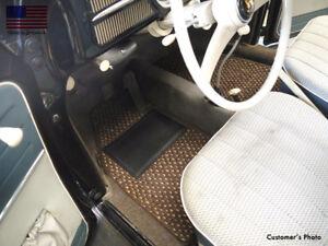 Febi AVANT FLEXIBLE DE FREINS VW Beetle 1950-1964 VW T2 Split 1950–1967