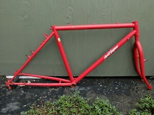 """17.5"""" Specialized Rockhopper frameset Cro-Mo Double butted"""