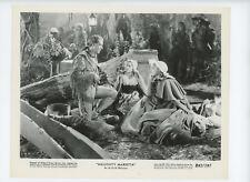 NAUGHTY MARIETTA Original Movie Still 8x10 Jean MacDonald  ReRelease 1962 6730
