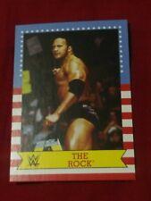 2017 Topps Heritage WWE Summerslam All Star The Rock!!! HOF 🎬