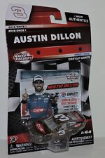 2017 AUSTIN DILLON 2017 CHARLOTTE WIN #3 DOW NASCAR AUTHENTIC 1:64