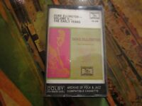 DUKE ELLINGTON - VOLUME II - THE EARLY YEARS (CASSETTE, UNKNOWN YEAR) JAZZ, FOLK