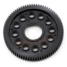Xray Composite Spur Gear 80T 64P Black X1 X10 X12 XII RC Cars On Road #XR-375880