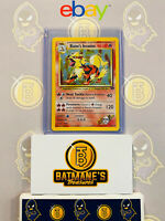Blaine's Arcanine 1/132 LP/NM Near Mint Gym Challenge Rare Holo Pokemon Card