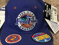 Vintage Starter 1995 NCAA Basketball Final Four Seattle Hat Size 7-7 3/4 NWT
