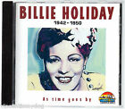 Billie Holiday - As Time Goes By : Giants Of Jazz (23 track CD)