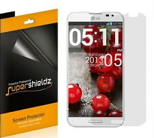 6Pcs Supershieldz HD Clear Screen Protector Guard For LG Optimus G Pro E980 AT&T