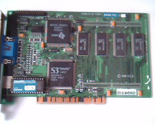 PCI Video card S3 Vision968 Stealth 64 Video 3200 PCI V1.16 Diamond 22-0051D7