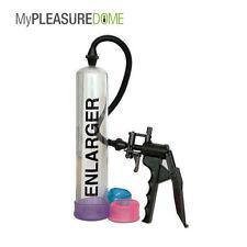 Penis Vacuum Pump Male Enhancement 12 inch  Developer System X Factor