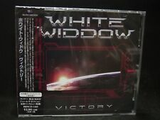 WHITE WIDDOW Victory + 2 JAPAN CD Tiger Tailz Australia Melodious Hard Rock/AOR