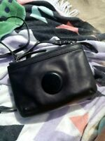 *Authentic* MIMCO SECRET COUCH BAG HIP BAG BLACK MATTE RRP$199