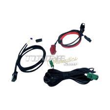 Kabelbaum Kabel Adapter SET zur Nachrüstung Original für Audi MMI 2G TV Tuner