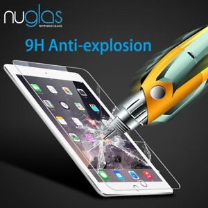 GENUINE Nuglas Tempered Glass Screen Protector for iPad 7 Generation 6/5 Pro 11