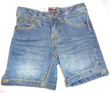 Girls Arizona Shorts Jeans Pants adjust Waist 4/5S Slim Stretch NWT Summer Denim