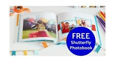 Shutterfly 8X8 Hard Cover Photo Book Code expires 7/31/2020