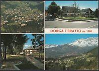 AA8314 Dorga e Bratto (BG) - Vedute - Cartolina postale - Postcard
