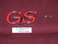 70 71 72 BUICK SKYLARK GS TRUNK EMBLEM NEW 1970 1971 1972 GRAN SPORT BADGE PLATE