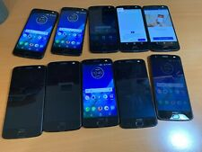 Bulk (10) Motorola Moto Z2 Force XT1789 - 64GB - Super Black (AT&T) Smartphone