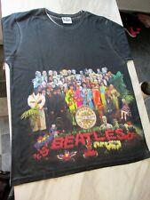 Los Beatles Sgt. Peppers T-shirt. con Licencia Producto de Apple por Spike. Talla L. 2017.