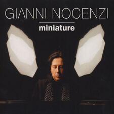 Gianni Nocenzi-miniature (vinile cd - 2016-EU-original)