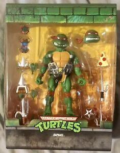 Teenage Mutant Ninja Turtles Super 7 Ultimates Raphael