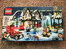 LEGO 10222 Christmas Holiday Winter Village Post Office Retired Rare New Sealed