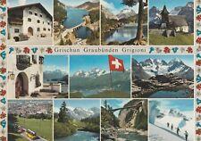 AK Grischun  Graubünden  Grigioni, verschiedene Ansichten